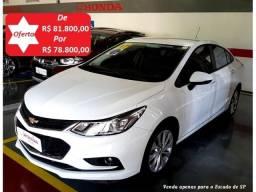 CRUZE 1.8 LT 16V FLEX 4P AUTOMÁTICO 2016 - 2017