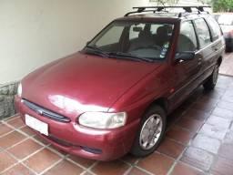 Ford Escort Perua 1.8 1998 Toda Original e Conservada - 1998