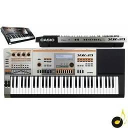 Vendo ou troco sintetizador casio xwp1