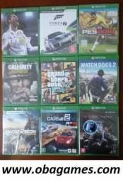 Games Xbox ONE Novos Lacrados