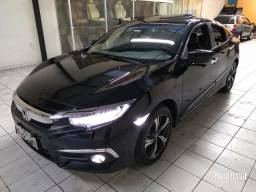 Honda New Civic 1.5 Touring Turbo 2017 Top de Linha - 2017