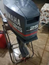 Motor Yamaha 25hp ano 1997