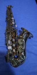 Saxofone soprano curvo michel J