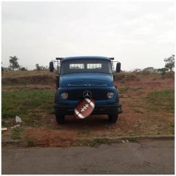 Caminhão mercedez toco 1113