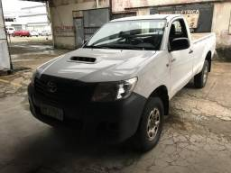 Toyota hilux cabine simples 2014 - 2014