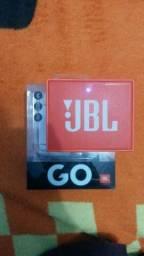 Caixa de som JBL GO