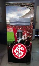 Geladeira personalizada do inter110w