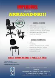 Promoção Cadeira Executiva!