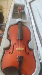 Violino Vogga novo faltando a quarta corda
