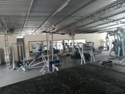 Equipamentos de academia