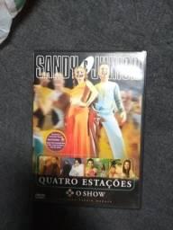 Dvd Sandy e Junior