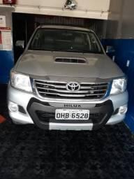 Hylux SRV topadona 4x4 Diesel - 2013
