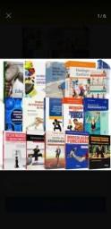 Livros Educação Física, Anatomia, Fisiologia, Treinamentos, Nutrição
