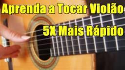 Curso Violão Fácil em Vídeo Aulas- Ganhe um Curso de Guitarra Completo!