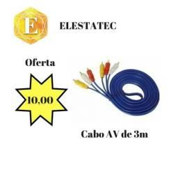 Cabo AV, RCA 3m