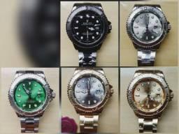 4febfefb4dd Relógio Rolex Oyster Perpetual Date Aço 40mn