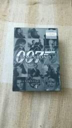 BOX - James Bond 007 comprar usado  Brasília