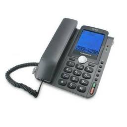 Telefone com Fio Powerpack 8046 com viva voz novo na caixa entrego whatsapp 99904 1414