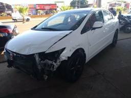 Honda New Civic Lxs - Batido - 2012