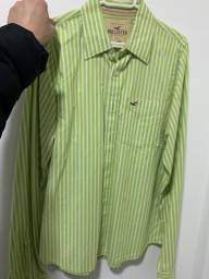 Camisa Hollister - Original