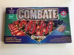 Combate - Jogo de Tabuleiro