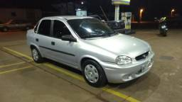 Corsa sedan ano 2003 aceito troca - 2003