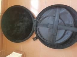 Semicase de pratos para bateria - Bags