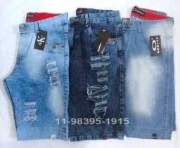 10dc702ee6aff3 Atacado bermuda jeans