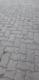 Usado, Piso intertravado bloquete cimento comprar usado  Americana