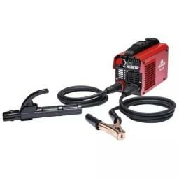 Máquina Inversora De Solda Portátil 130a 220v Worker Arc130