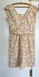 Vestido Malagueta