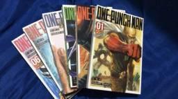 One-Punch Man Mangá