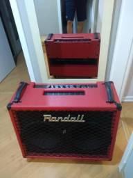 Amplificador de guitarra Randall Valvulado