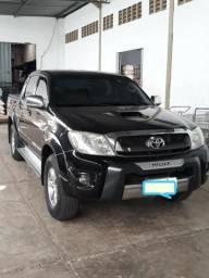 Toyota Hilux Cd Srv D4d 3.0 2009 Automática - 2009