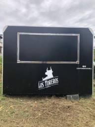 Vendo Trailer - Food Truck