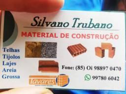 Matérias de construção tijolo Tavares e etc