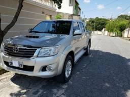 Toyota Hilux 3.0 D4-D SRV Top - 171 CV Controle Tração e Estabilidade 13/13 - 2013
