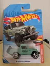 Hot Wheels 67 Jeepster Commando