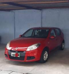 Lindo Renault Sandero Expression Hi-Flex 1.0 2011/2012 - 2011