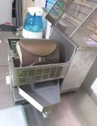 Maquina de fazer massa de panqueca pqr 19