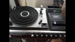 Toca disco Toshiba Stereo Music Centre SM-3000