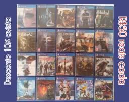 Jogos Playstation 4 Originais