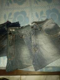 Lote roupas masculinos