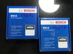 2 teclados LCD Bosch para alarme nova na caixa e receiver SD novos
