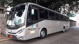 Ônibus de Fretamentos Marcopolo Ideale 770 Seminovo - Mercedes Benz OF 1722M - Dianteiro