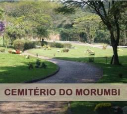 Vende se jazigo na melhor ala do cemitério Morumbi