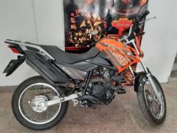 YAMAHA XTZ  150 CROSSER  2018  COMPLETA