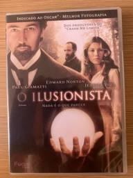 DVD: O Ilusionista
