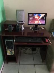 Computador + Mesa + Impressora