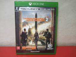 Jogo the division 2 Xbox one